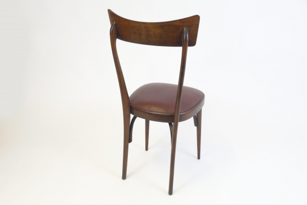 4 Dining chairs Italy 1950