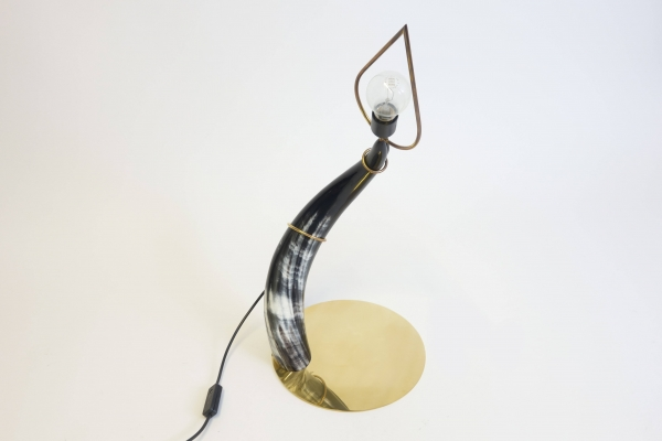 Tablelamp by Carl Auböck SOLD